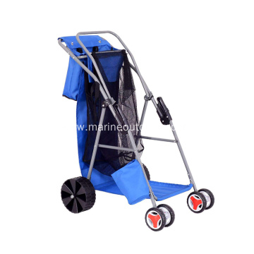 Lightweight Collapsible Beach Fishing Folding Hand cart